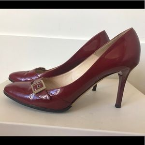 Jimmy Choo Cherry Pumps - s8.5